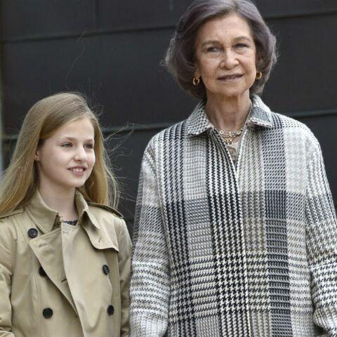 PHOTOS – Letizia et Sophie d'Espagne, vers la fin de la discorde?