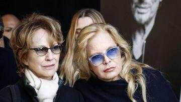 Line Renaud, Sylvie Vartan et Nathalie Baye réunies pour un adieu déchirant après la mort de Johnny Hallyday