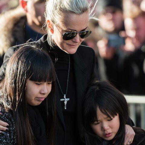 Après les obsèques de Johnny Hallyday, comment les habitants ont préservé l'intimité de Laeticia et ses filles