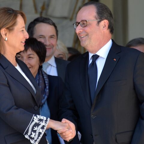 François Hollande: «le mariage pour tous, sauf pour moi»