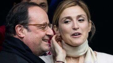 La tendre déclaration de François Hollande à Julie Gayet