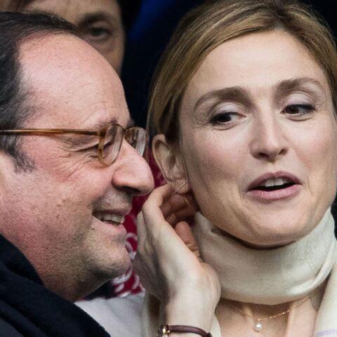 La tendre déclaration de François Hollande à Julie Gayet