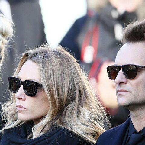 David et Laura «n'ont pas souhaité fermer le cercueil avec moi»: les terribles confidences de Laeticia Hallyday