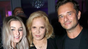 Le tendre message de Darina Scotti, la fille de Sylvie Vartan à son demi-frère David Hally­day