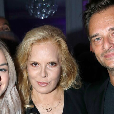 Le tendre message de Darina Scotti, la fille de Sylvie Vartan à son demi-frère David Hallyday