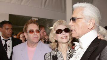Des funérailles comme Johnny Hallyday? «Quelle horreur» pour Karl Lagerfeld