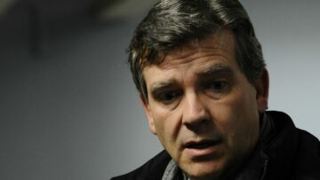 Arnaud Montebourg victime d'un accident de voiture : la photo qui choque
