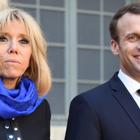 Brigitte Macron: «la plus jeune des deux c'est elle»