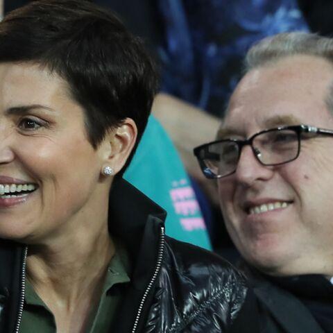 PHOTOS – Cristina Cordula, complice avec son mari: ils vibrent pour le foot