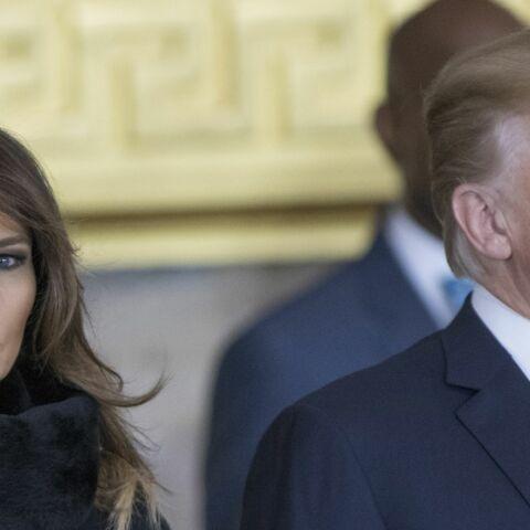 Comment Donald Trump tente de recoller les morceaux avec Melania