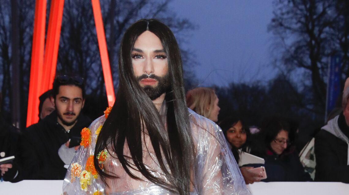 Conchita Wurst révèle sa séropositivité, menacé par un ex