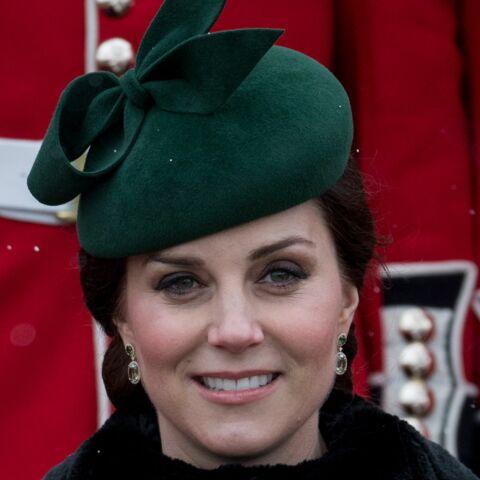 Kate Middleton, fin prête pour l'accouchement
