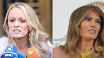 L'actrice à l'origine de l'humiliation de Melania Trump refait parler d'elle