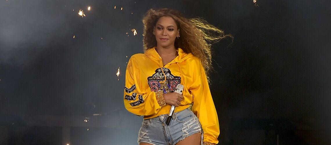 PHOTOS – Beyonce à Coachella : son amour pour la mode Frenchy