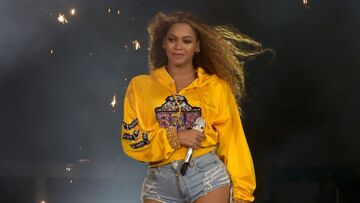 PHOTOS – Beyonce à Coachella: son amour pour la mode Frenchy