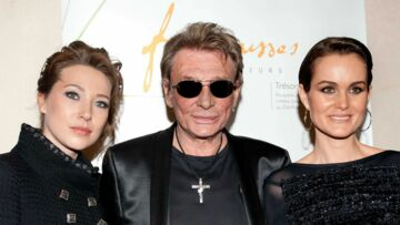 Johnny Hally­day savait que Laeti­cia était jalouse de Laura : l'anec­dote qui en dit long
