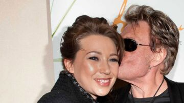 Quand Johnny Hally­day regar­dait des films d'hor­reur avec Laura