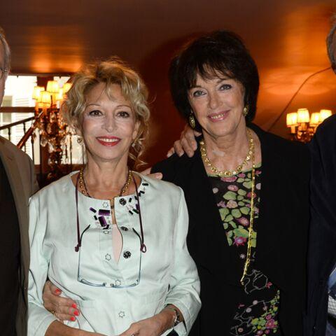 Une famille formidable en deuil: Anny Duperey et Bernard Lecoq ont perdu un ami cher