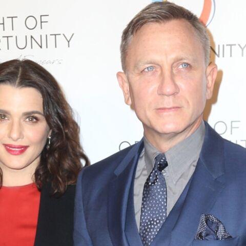 PHOTOS – Daniel Craig bientôt papa: sa femme Rachel Weisz est enceinte