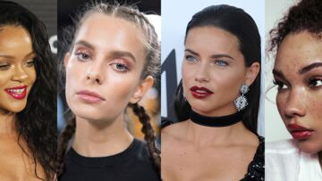 PHOTOS -Maquillage : 30 façons d'adopter le maquillage glossy comme les stars