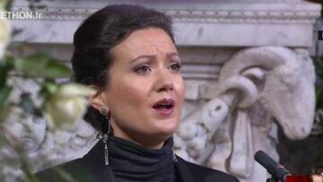 Enceinte, la soprano Julie Fuchs, qui avait chanté aux funérailles de Johnny Hallyday, virée d'un opéra