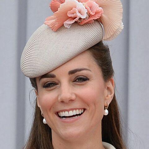 PHOTOS – Découvrez les photos de la chambre de Kate Middleton à la maternité