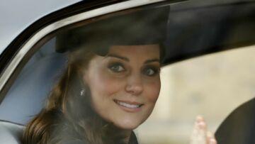 Kate Middleton accouche: la duchesse de Cambridge est entrée à l'hôpital