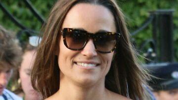 PHOTOS – Pippa Middleton enceinte, elle vole une nouvelle fois la vedette à sa soeur Kate