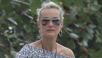 Laeticia Hallyday en larmes: face aux attaques, la veuve de Johnny craque