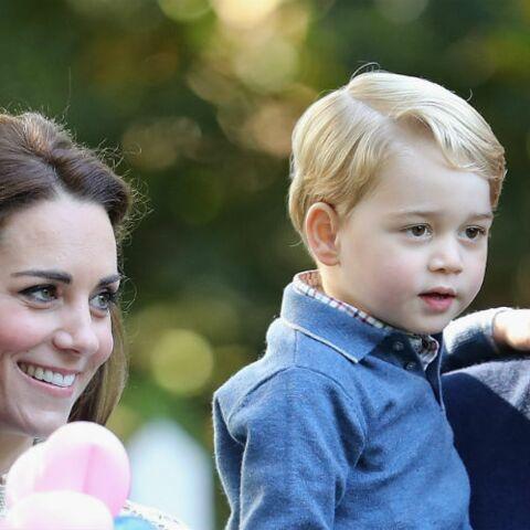 PHOTOS – Royal Baby 3: découvrez les plus belles photos de Kate, William, George et Charlotte