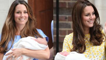 Royal Baby 3: la robe de Kate Middleton pour sa sortie de l'hôpital déjà choisie?