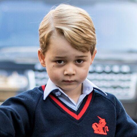 Kate Middleton maman: quand le prince George ira voir son petit frère?