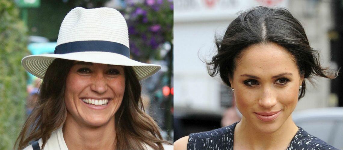 Royal Baby 3: Pippa Middleton et Meghan Markle, deux super tatas