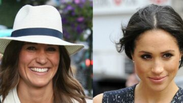 Royal Baby 3 : Pippa Middleton et Meghan Markle, deux super tatas