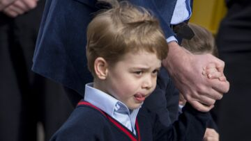 PHOTOS – Le prince George n'est plus blond : le fils aîné de Kate et William a changé