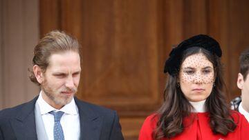 PHOTOS – Andrea Casiraghi papa pour la 3e fois: un autre royal baby a pointé le bout de son nez