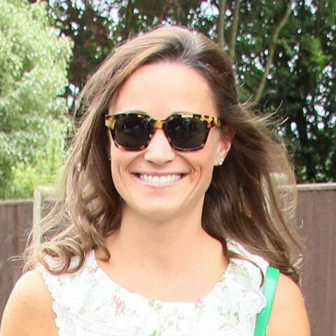 Pippa Middleton enceinte, la soeur de Kate Middleton a enfin rencontré le royal baby