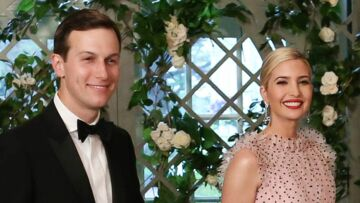 PHOTOS – Ivanka Trump porte une robe Rodarte à 13 686 dollars pour rencontrer Brigitte Macron