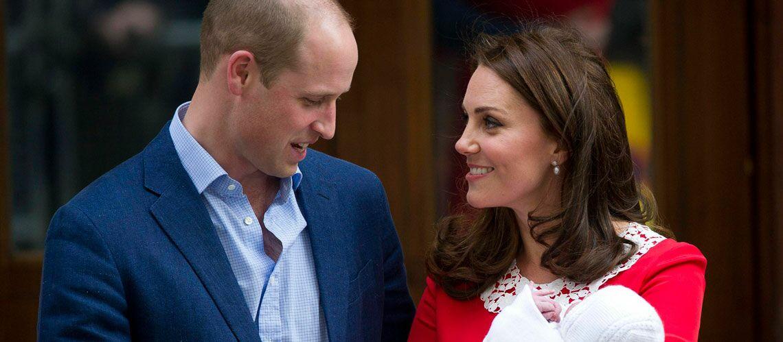 Quel est le nom de famille du Royal Baby?