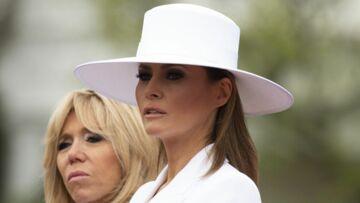 PHOTOS – Pourquoi le look de Melania Trump fait jaser