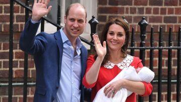 Royal Baby 3: découvrez enfin le prénom du troisième enfant de Kate Middleton et du prince William