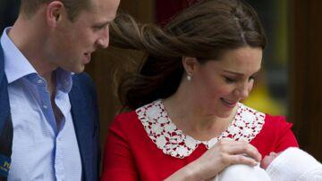 La petite blague du prince William sur le prénom du royal baby 3