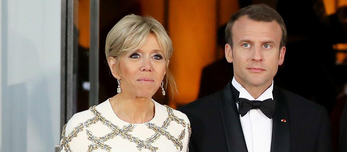 PHOTOS – Brigitte Macron en voyage aux Etats-Unis: son style chic salué par la presse américaine