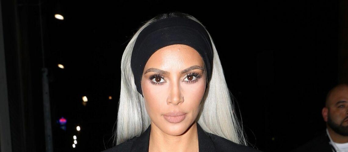 Kim Kardashian sort les griffes: son mari Kanye West, pro-Donald Trump, est attaqué sur sa santé mentale