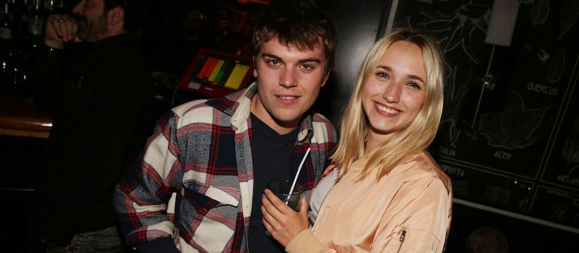 ad000637cb6fe Chloé Jouannet   la fille d Alexandra Lamy officialise avec son chéri  acteur - Gala