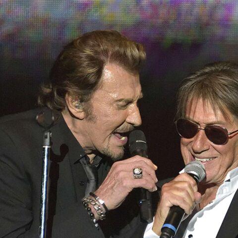 """Jacques Dutronc """"angoissé pour Johnny"""" lors de la tournée des Vieilles Canailles"""