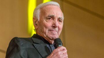Charles Aznavour contraint d'annuler l'un de ses concerts en raison de son état de santé