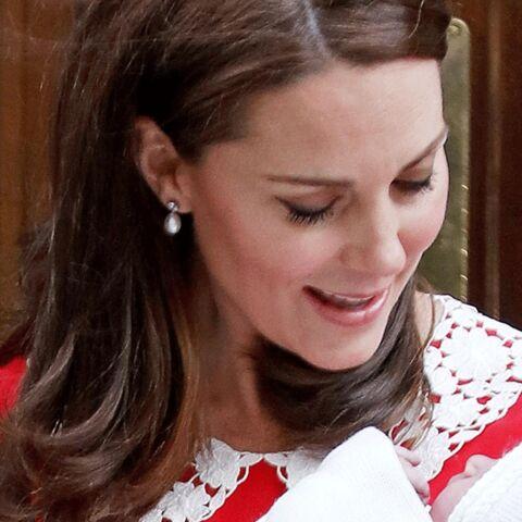 Royal Baby 3: découvrez le thème astral de Louis, le chouchou de Kate Middleton