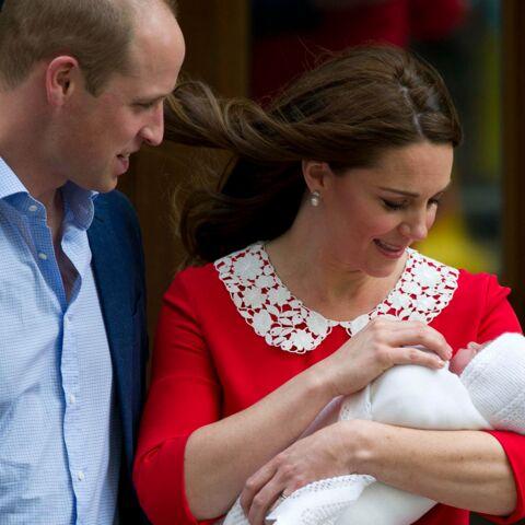 Kate Middleton n'a rien laissé au hasard à sa sortie de la maternité: son clin d'œil à la reine