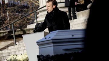 Emmanuel Macron «savait que Johnny Hallyday ne voulait pas de discours» mais il a quand même passé la nuit à l'écrire
